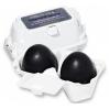 HOLIKA HOLIKA Charcoal Egg Soap (oczyszczające mydełka do twarzy z zawartością węgla)
