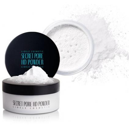LIOELE Secret Pore HD Powder (puder utrwalający, kryjący rozszerzone pory) 13g