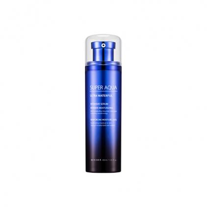 MISSHA Super Aqua Ultra Waterful Intensive Serum (ultra nawilżające serum do twarzy) 40ml