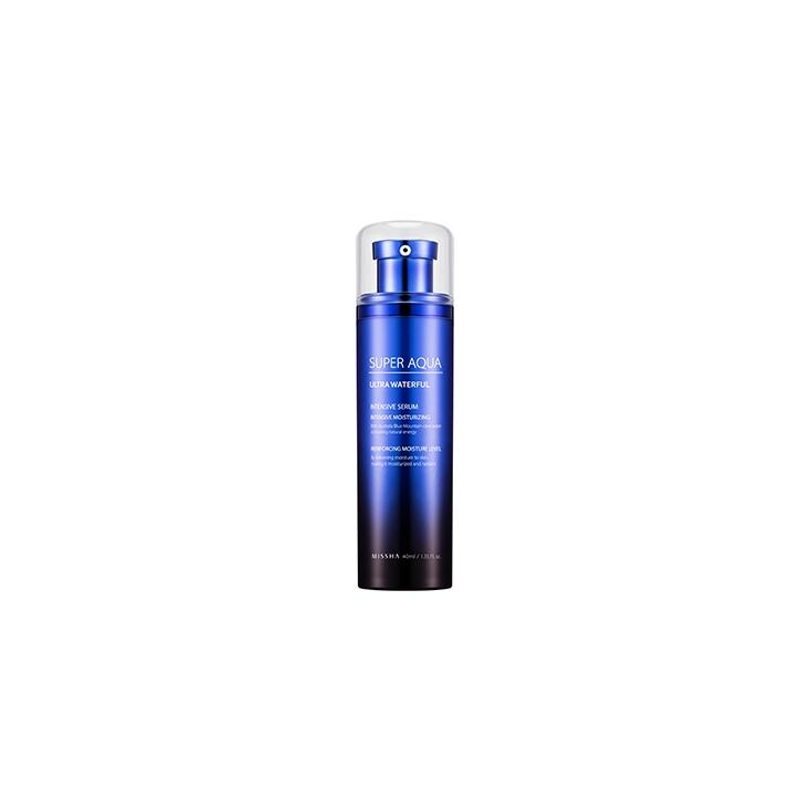 MISSHA Super Aqua Ultra Waterful Intensive Serum (ultra nawilżające serum dom twarzy) 40ml