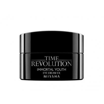 MISSHA Time Revolution Immortal Youth Eye Cream EX (krem pod oczy rewitalizujący, na cienie , zmarszczki) 25ml