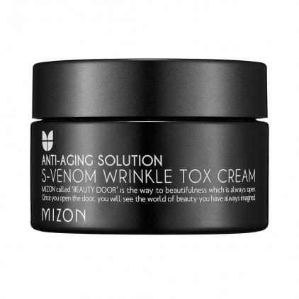 Mizon, S-VENOM Wrinkle Tox Cream ( krem przeciwzmarszczkowy efekt podobny do botoksu) 50 ml
