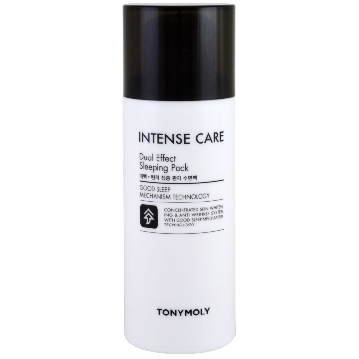 TONY MOLY Intense Care Dual Effect Sleeping Pack – 100ml