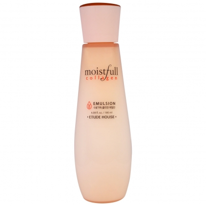 ETUDE HOUSE Moistfull Collagen Emulsion ( emulsja intensywnie nawilżająca z kolagenem) – 180ml