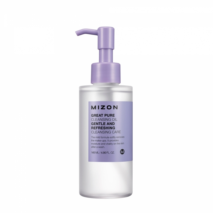 MIZON Great Pure Cleansing Oil (olejek do demakijażu) 145ml