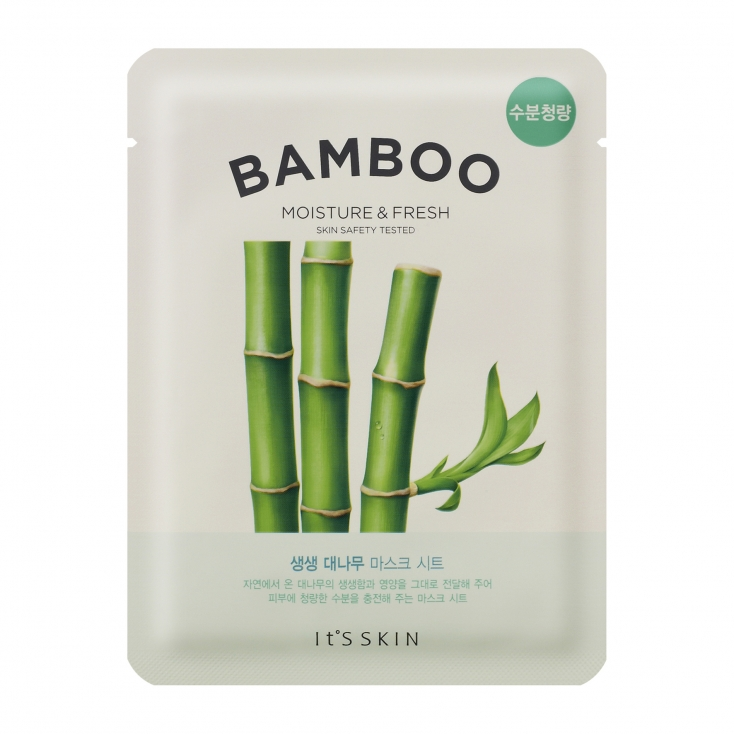 IT'S SKIN The Fresh Mask Sheet Bamboo 20 ml
