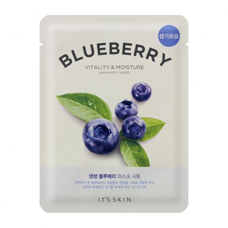 It'S SKIN The Fresh Mask Sheet Blueberry 20ml