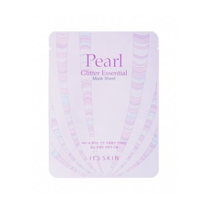 It'S SKIN T'S SKIN Pearl Glitter Essential Mask Sheet 22g