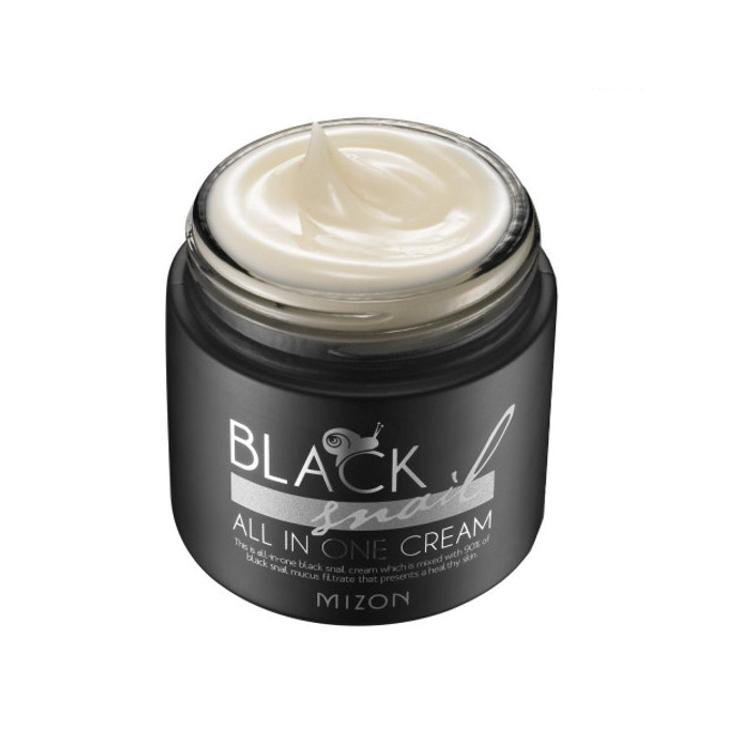 MIZON Black Snai All In One Cream 75ml