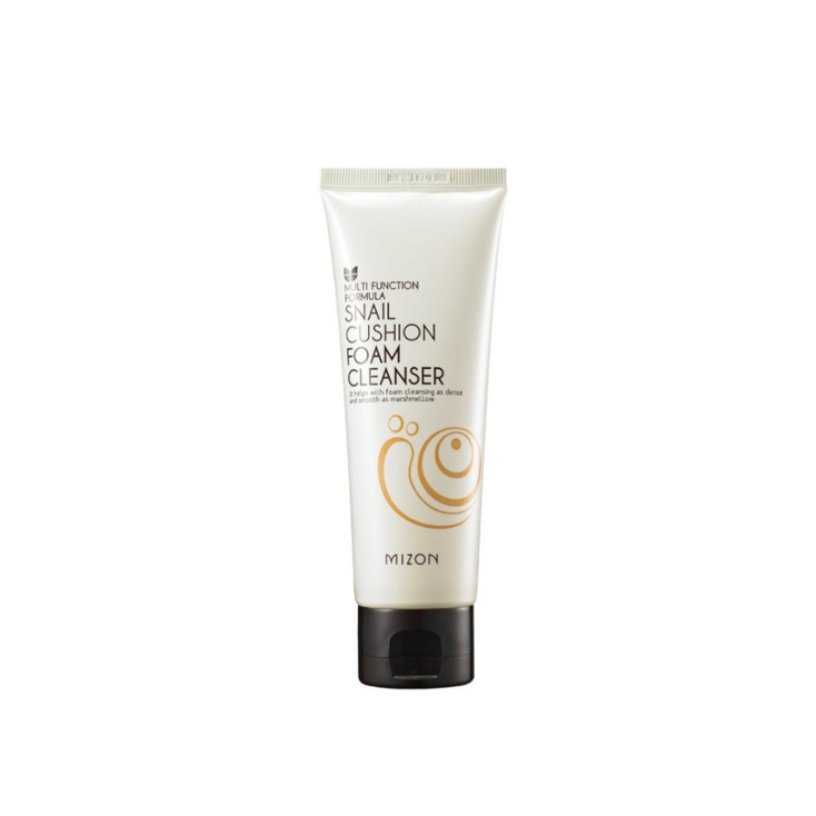 MIZON Snail Cushion Foam Cleanser 120ml