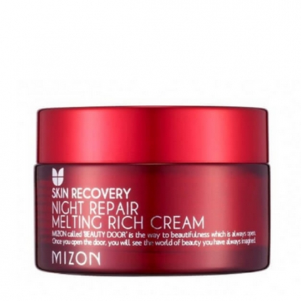 MIZON Night Repair Melting Rich Cream (odżywczy krem na noc) 50ml