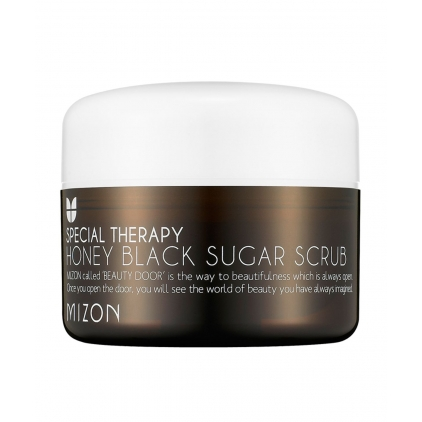 MIZON Honey Black Sugar Scrub (peeling cukrowy) 80g