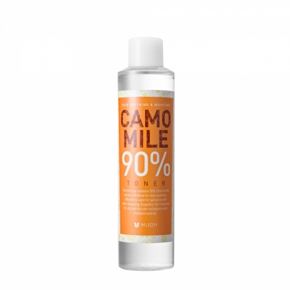 MIZON Chamomile 90% Toner (tonik to twarzy) 210ml