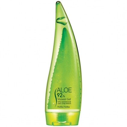 HOLIKA HOLIKA Aloe 92% Shower Gel (żel pod prysznic) 250 ml