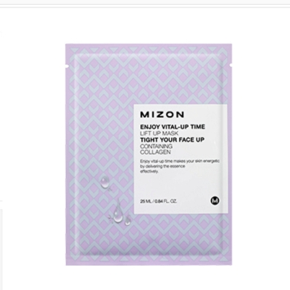 MIZON Enjoy Vital-Up Time Lift Up Mask (maska w płacie liftingująca) 25ml