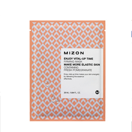 MIZON Enjoy Vital-Up Time Firming Mask (maska w płacie ujędrniająca) 25ml