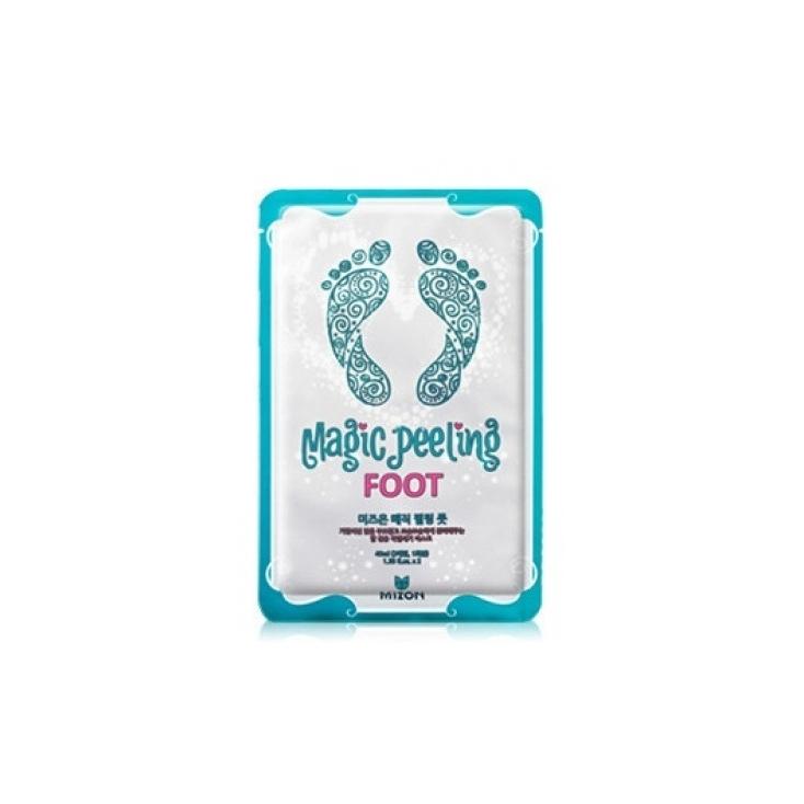 MIZON Magic Peeling Foot (peeling do stóp) 40ml