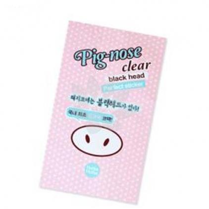 HOLIKA HOLIKA  Pignose clear black head Perfekt Sticker(plaster oczyszczający)