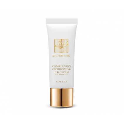 MISSHA Signature Complexion Coordinating B.B Cream (White ) SPF43/PA+++ 20ml