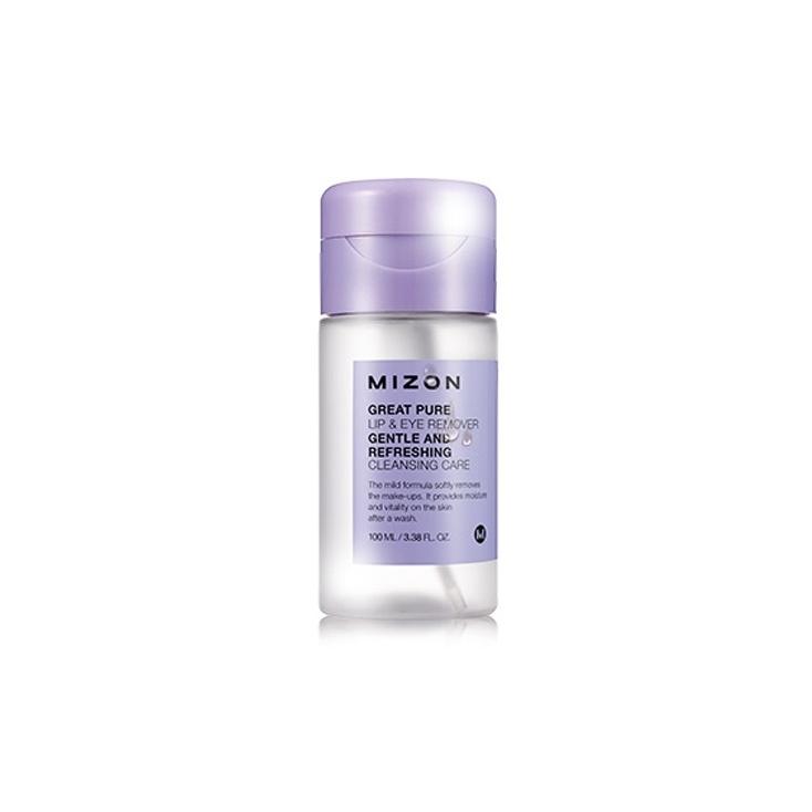 MIZON Great Pure Lip & Eye Remower (płyn do demakijażu oczu i ust) 100ml