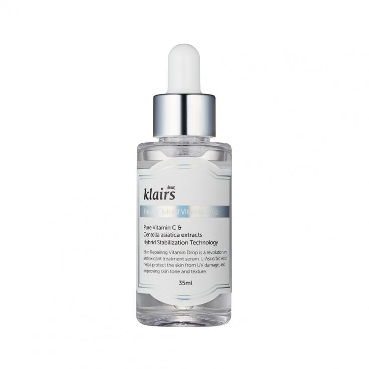 KLAIRS Fresh Juiced Vitamin Drop Serum (serum witaminowe do twarzy) 35ml