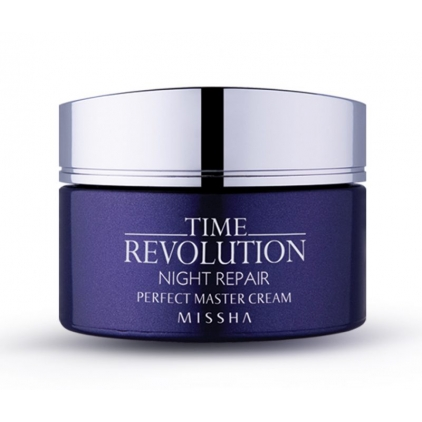 MISSHA Time Revolutin Night Repair Perfect Master Cream (regenerujący krem do twarzy) 50ml