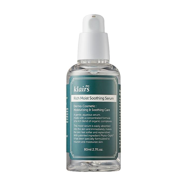 KLAIRS Rich Moist Soothing Serum (wielofunkcyjne serum do twarzy) 50ml