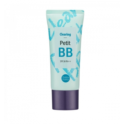 HOLIKA HOLIKA Petit BB Clearing SPF 30 PA++ (krem BB  do cery tłustej) 30ml
