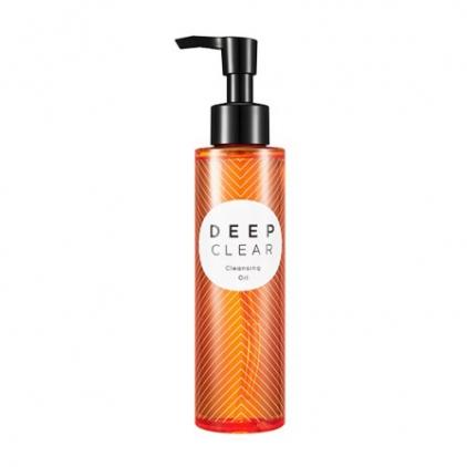 MISSHA DEEP CLEAR Cleansing Oil (olejek oczyszczający do twarzy na bazie zielonej herbaty) 150ml