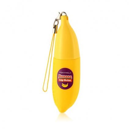TONY MOLY Dalcom Banana Ponng-Dang Lip Balm ( nawilżający balsam do ust) 7g