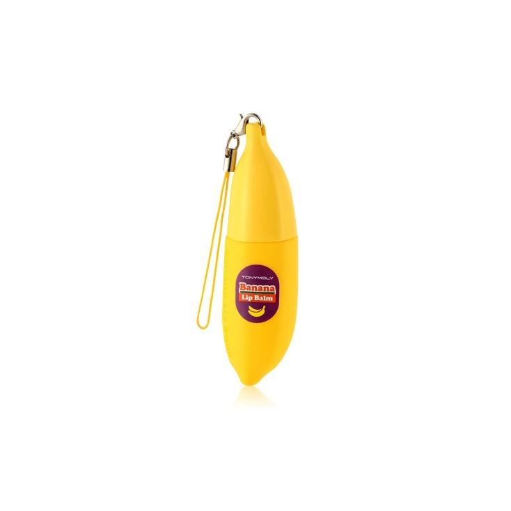 TONYMOLY Dalcom Banana Ponng-Dang Lip Balm ( nawilżający balsam do ust) 7g