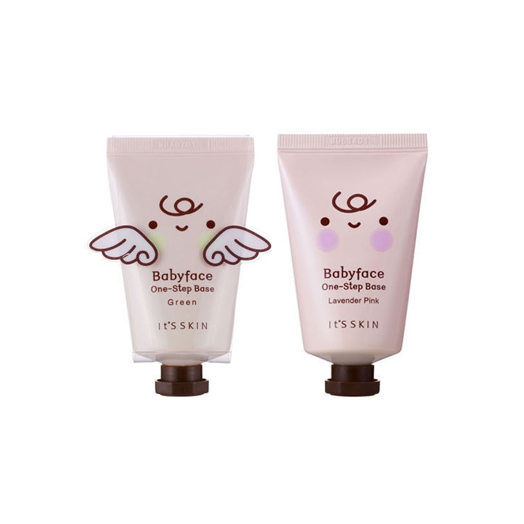 IT'S SKIN Babyface One-Step Base Lavender Pink - 35g