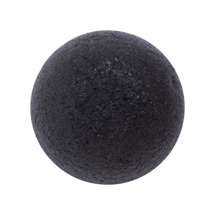 MISSHA Natural Soft Jelly Cleansing Puff (gąbeczka do mycia twarzyBamboo Charcoal)
