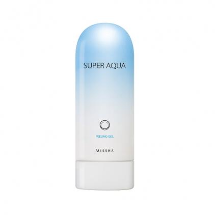 MISSHA Super Aqua  Peeling Gel (  żel peelingujący z kwasami owocowymi AHA)100ml