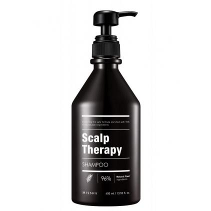 MISSHA Scalp Therapy Shampoon – Szampon wzmacniający 400ml