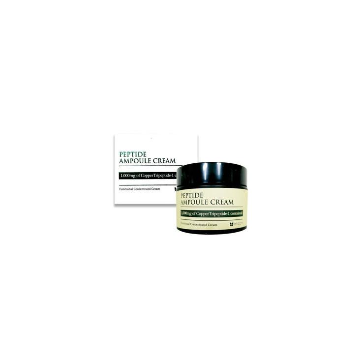 MIZON Peptide Ampoule Cream - Odmładzający krem do twarzy, 50 ml