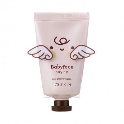 It'S SKIN Babyface Silky BB Cream (krem B.B nawilża i rozjaśnia) 30 ml