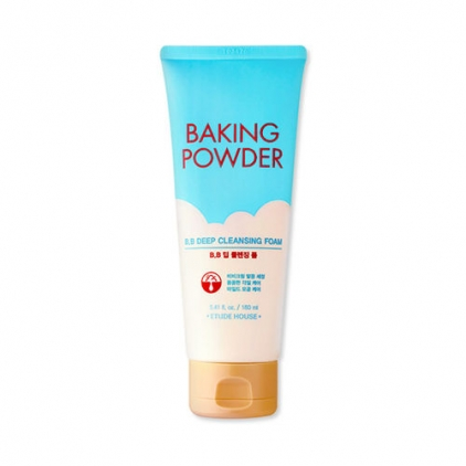 ETUDE HOUSE Baking Powder B.B Depp Cleansing Foam Pianka do demakijażu twarzy  160ml