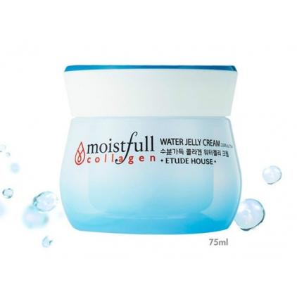 ETUDE HOUSE Moistfull Collagen Water Jelly Cream-  Krem żelowy z wodą chłodzoną, kolagenową  75ml