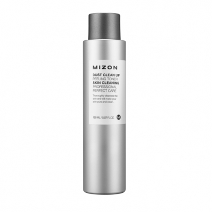 MIZON Dust Clean Up Peeling Toner Skin Cleaning 150ml