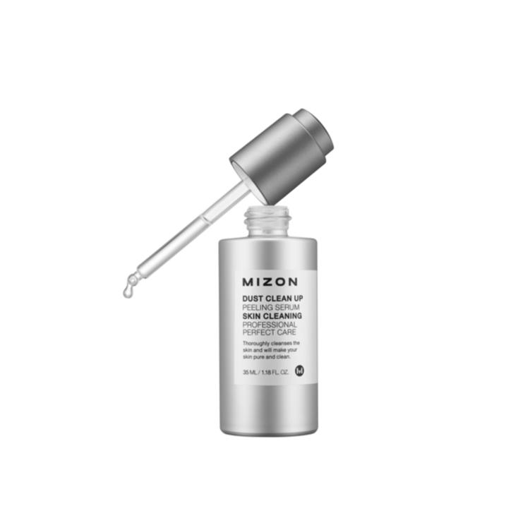MIZON Dust Clean Up Peeling Serum (serum peelingujące ) 35ml