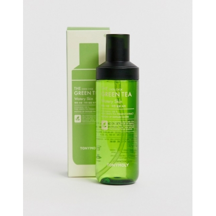TONY MOLY THE CHOK CHOK GREEN TEA WATERY SKIN - NAWILŻAJĄCY TONER – 180ml