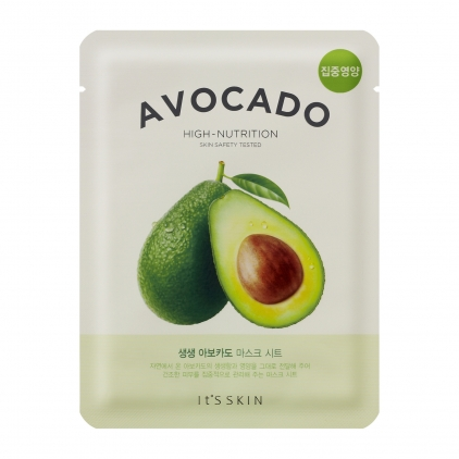It'S SKIN The Fresh Mask Sheet Avocado 20ml