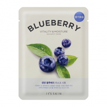 It'S SKIN The Fresh Mask Sheet Blueberry 20ml