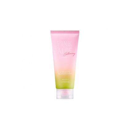Missha Premium Pink Aloe Calming Foam -Pianka z aloesem do cery wrażliwej 140ml