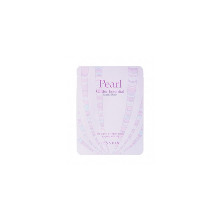 It'S SKIN T'S SKIN Pearl Glitter Essential Mask Sheet 22g