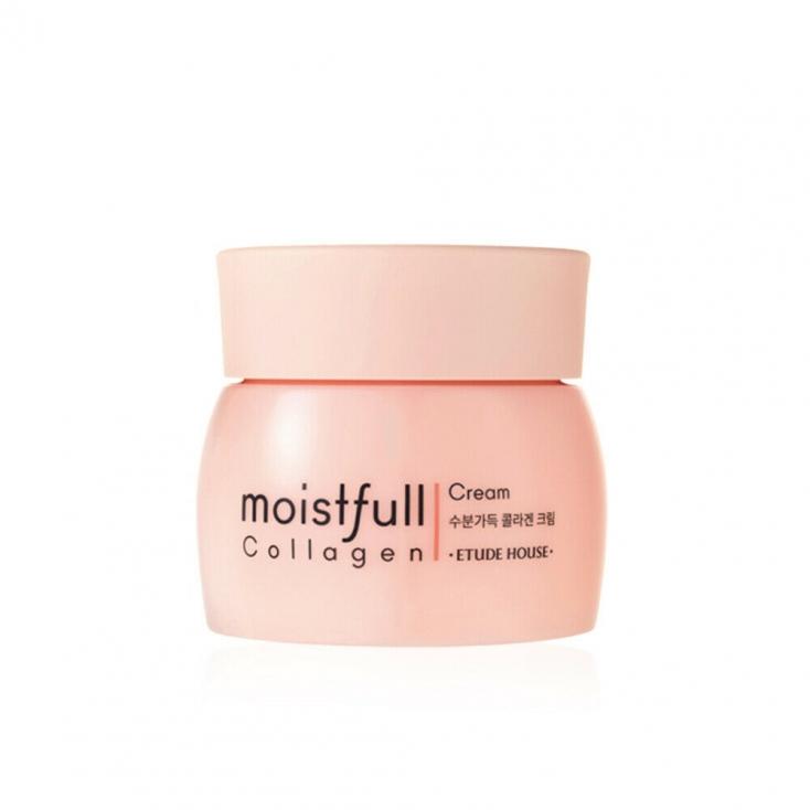 ETUDE HOUSE Moistfull Collagen Cream (krem odżywczo-nawilżający z kolagenem) – 75ml