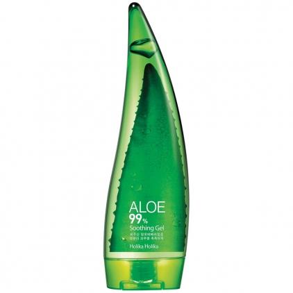 HOLIKA HOLIKA Aloe 99% Soothing gel (Żel nawilżający z Aloesem) 55 ml