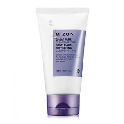 MIZON Great Pure Cleansing Foam (pianka do mycia) 120ml