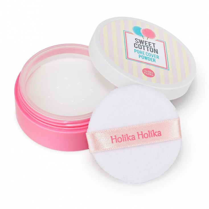 Holika Holika Sweet Cotton Pore Cover Pore Cover Powder 7g